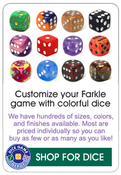 Shop for Farkle dice